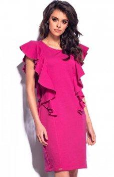 Lemoniade L178 sukienka fuksja