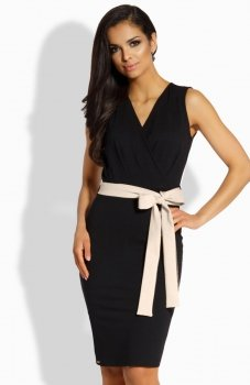 Lemoniade L200 sukienka czarna