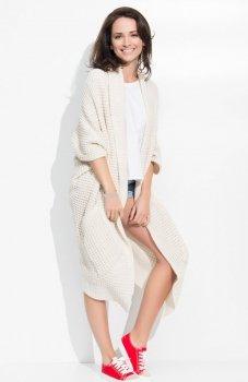 Numinou S14 sweter beżowy