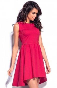 Lemoniade L179 sukienka czerwona