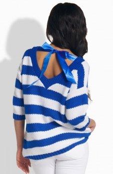 Lemoniade LS183 sweter niebieski