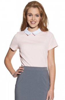 Ambigante ABK0105 bluzka różowa