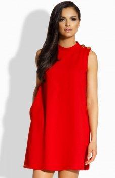 Lemoniade L198 sukienka czerwona