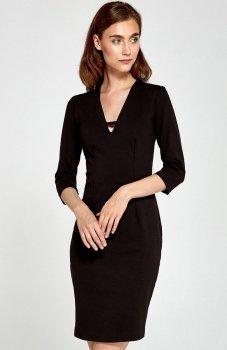 Nife S92 sukienka czarna