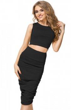 Tessita T178 spódnica czarna