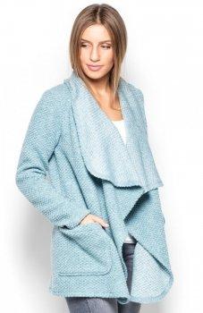 Katrus K408 sweter niebieski