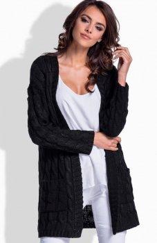 Lemoniade LS172 sweter czarny