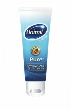 Unimil Pure żel intymny 80ml