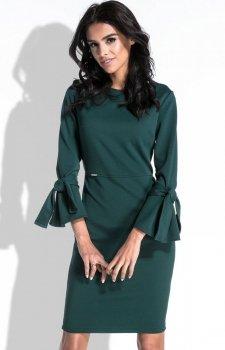 Fobya F446 sukienka zielona