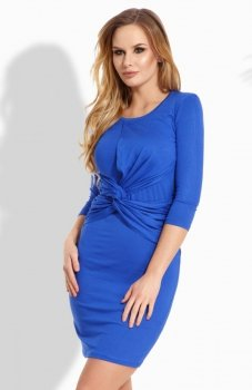 Envy Me EM109 sukienka chabrowa