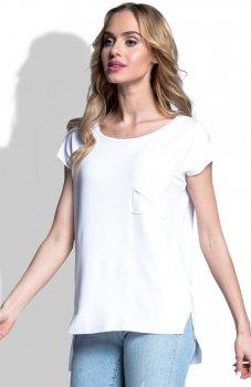 FIMFI I187 bluzka biała