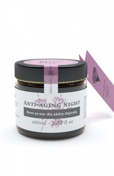 Make Me Bio Anti-aging night krem na noc
