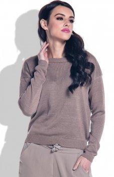 Fobya F361 sweter cappucino