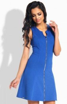 Lemoniade L183 sukienka chabrowa