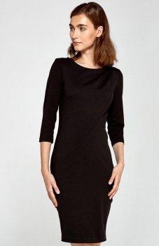 Nife S88 sukienka czarna