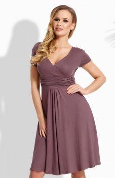 Envy Me EM111 sukienka cappucino