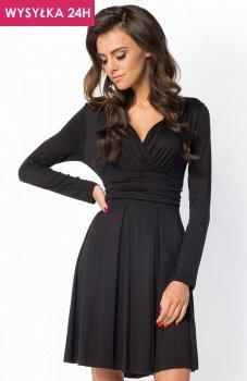 *BE YOU 034 sukienka czarna