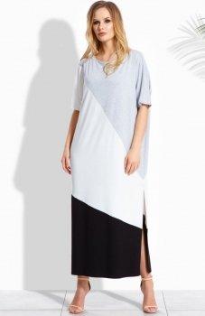 Envy Me EM110 sukienka szara