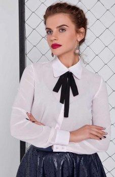 Cover GR1235 koszula biało-różowa