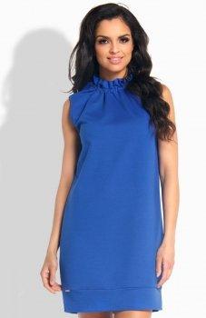Lemoniade L192 sukienka chabrowa