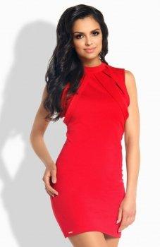 Lemoniade L186 sukienka czerwona
