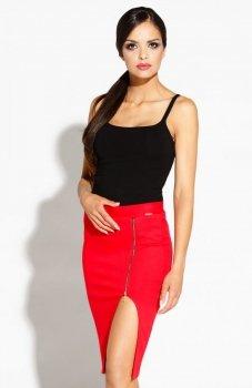 Dursi Azua spódnica czerwona