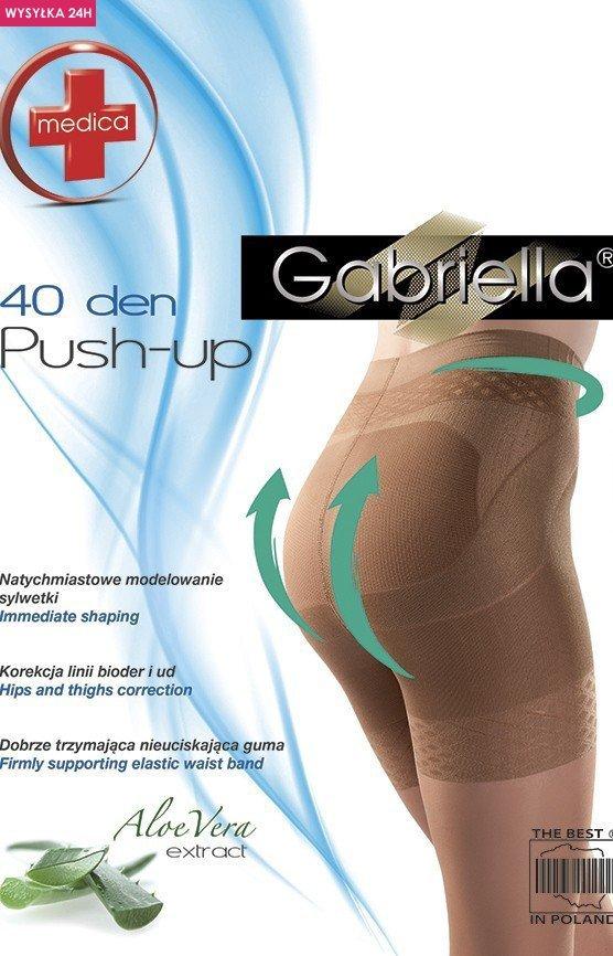 Gabriella Medica Push-up 40 Den Code 128 rajstopy