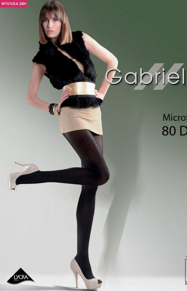 Gabriella Microfibre 80 Den Code 123 rajstopy