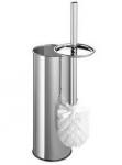 Szczotka WC Bisk 00176 ze stali nierdzewnej