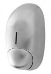 Dozownik (dystrybutor) mydła w płynie Faneco Geo (LCJ1001L) 1 litr ze stali nierdzewnej