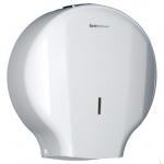 Pojemnik (podajnik) Faneco Zen S (LCP0204B) na papier toaletowy w rolkach, ścienny, plastikowy ABS