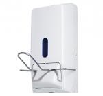 Dozownik (dystrybutor) łokciowy do płynów dezynfekcyjnych i mydła w płynie 110 RBH 0,8 litra z tworzywa ABS