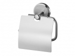 Metalowy uchwyt WC Bisk Sensation 03090 na papier toaletowy w rolce