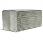 Ręczniki papierowe ZZ w listkach Eco Clean 4000 250 x 230 mm 1-warstwowe szare