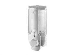Dozownik (dystrybutor) mydła w płynie Bisk Masterline (72027) 0,3 litra z tworzywa ABS