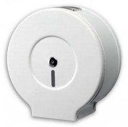 Pojemnik (podajnik) Faneco Med (LCP0203) na papier toaletowy w rolkach, ścienny, metalowy