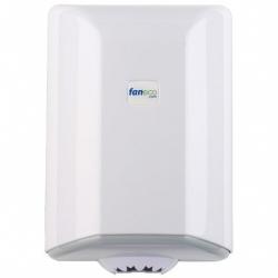 Pojemnik (podajnik) Faneco POP (P22PG-WG) na ręczniki papierowe w rolkach, ścienny, plastikowy ABS