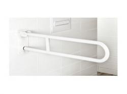 Uchylny uchwyt łazienkowy Bisk Masterline PRO 04786 750 mm - atestowana poręcz łazienkowa
