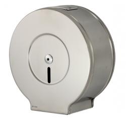 Pojemnik (podajnik) Losdi CO 0202 na papier toaletowy w rolkach wykonany ze stali nierdzewnej