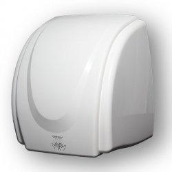 Suszarka do rąk Sanjo model Cetus 2100 W obudowa z tworzywa ABS, biała