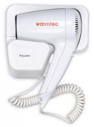 Hotelowa suszarka do włosów Warmtec M737 1200W z uchwytem ściennym