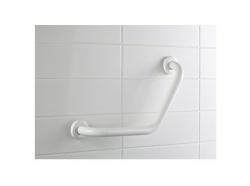 Kątowy uchwyt łazienkowy Bisk Masterline PRO 04776 220 x 220 mm - atestowana poręcz łazienkowa