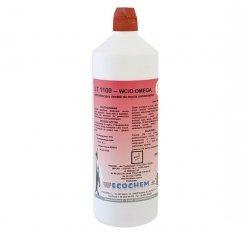 Antybakteryjny środek do mycia sanitariatów 1 l LT 1100 Ecochem