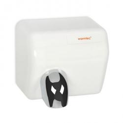Bezdotykowa suszarka do rąk Warmtec BarrelFlow 2500W ABS biała