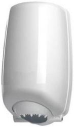 Pojemnik (podajnik) Faneco Mini Zen (LCP528B) na ręczniki papierowe w rolkach, ścienny, plastikowy ABS