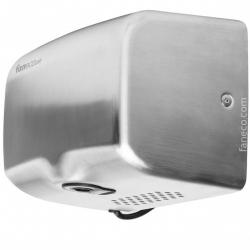 Faneco suszarka do rąk Passat H 1350 W obudowa metalowa stal szczotkowana