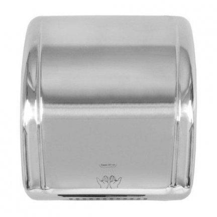 Suszarka do rąk Faneco Santana 2100W (D2100SCP), automatyczna, srebrna ze stali nierdzewnej