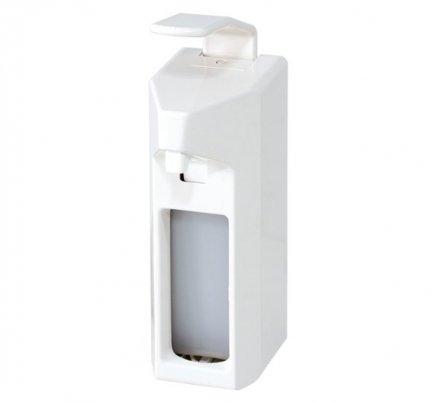Dozownik łokciowy mydła w płynie i płynów dezynfekujących D10I 1 litr