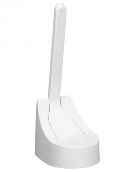 Szczotka WC Bisk Lotos 80202 z tworzywa sztucznego ABS