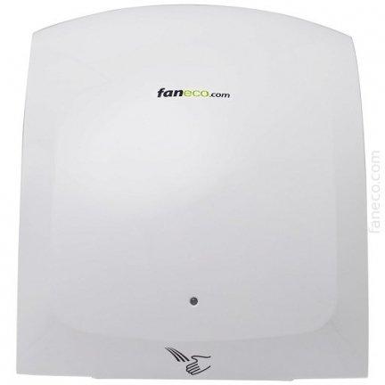 Suszarka do rąk Faneco Mistral 2000W (D2000PLW), automatyczna, biała, ABS